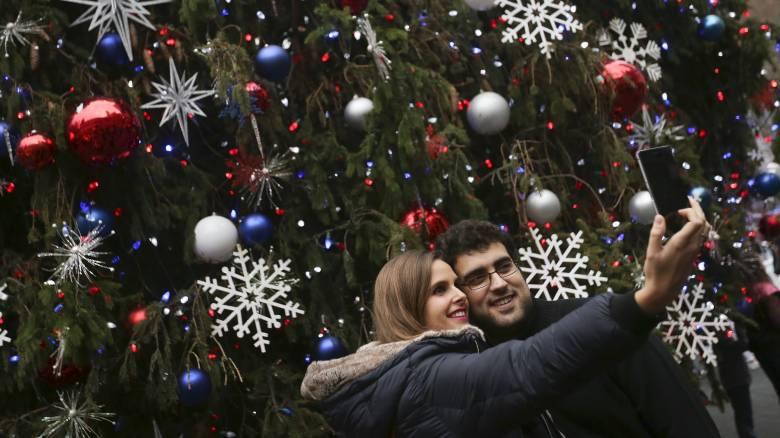 Το χριστουγεννιάτικο έλατο και η ιστορία του