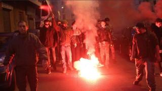 Διαδήλωση στην Κορσική κατά των μουσουλμάνων