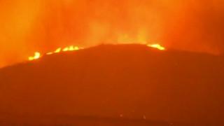 Εκτός ελέγχου η πυρκαγιά στη Νότια Καλιφόρνια