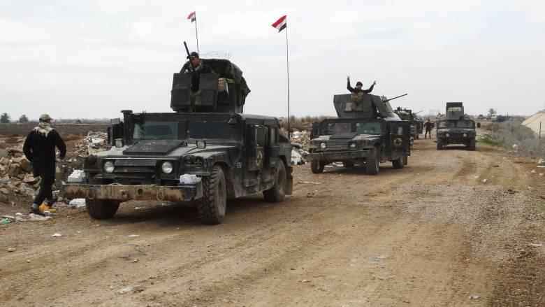 Κοντά στον πλήρη έλεγχο του Ραμάντι βρίσκονται οι ιρακινές δυνάμεις