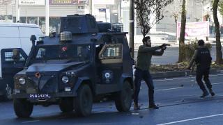 Παππούς και εγγονός έπεσαν νεκροί από πυρά στο Τσίζρε της Τουρκίας