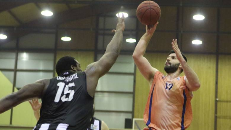 Στον τελικό κυπέλου μπάσκετ ο Φάρος Κερατσινίου