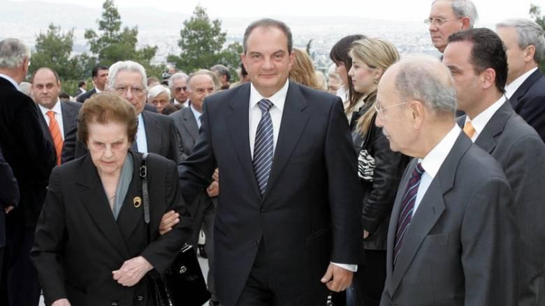 Πέθανε η αδελφή του ιδρυτή της ΝΔ, Κωνσταντίνου Καραμανλή