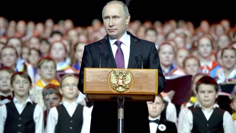 Βιβλίο με τις καλύτερες ατάκες Πούτιν έφτιαξαν θαυμαστές του