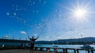 Ο θερμότερος Δεκέμβριος των τελευταίων 150 ετών στην Ελβετία