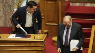 Αποκλείει συνεργασία με τον ΣΥΡΙΖΑ ο Λεβέντης