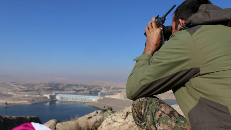 Προώθηση συριακών δυνάμεων προς κεντρικά και νότια