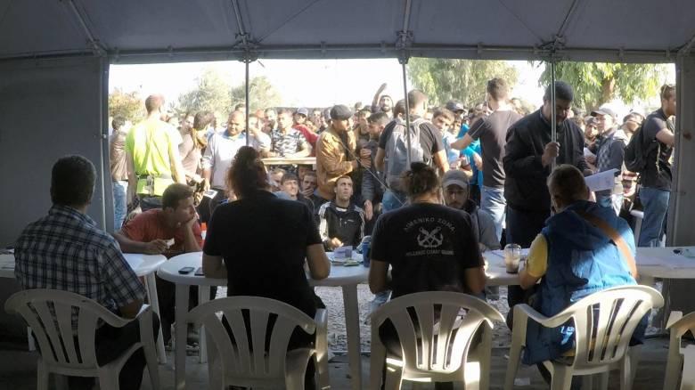 Σύλληψη μετανάστη στη Μυτιλήνη για πλαστογράφηση ταξιδιωτικών εγγράφων