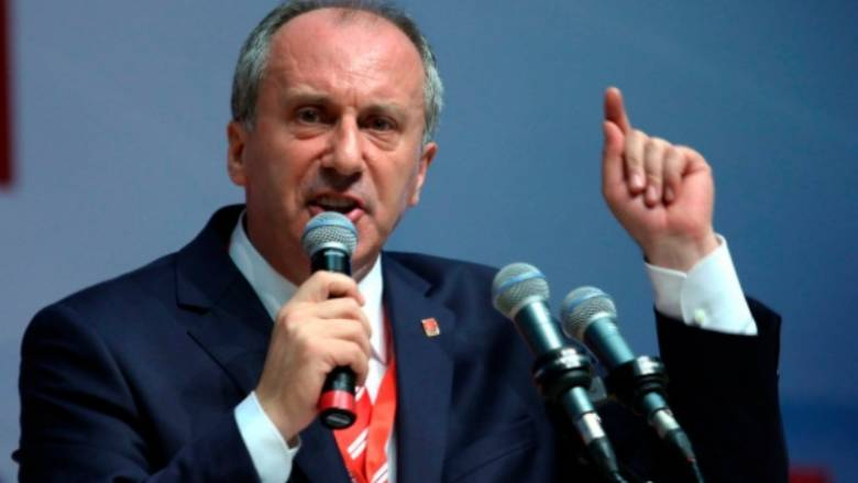 Αιχμές κατά της κυβέρνησης από τον επικεφαλής της τουρκικής αντιπολίτευσης