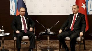 Ρωσία: Οι κυρώσεις στην Τουρκία σε ισχύ από την 1η Ιανουαρίου