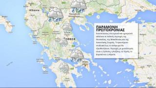 Χιονιάς: Ξεκίνησε, πού θα χτυπήσει ως την Πρωτοχρονιά σε Ελλάδα και Αττική