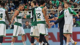 Euroleague: Κόντρα σε Φενέρ ξεκινάει ο Παναθηναϊκός το Top-16
