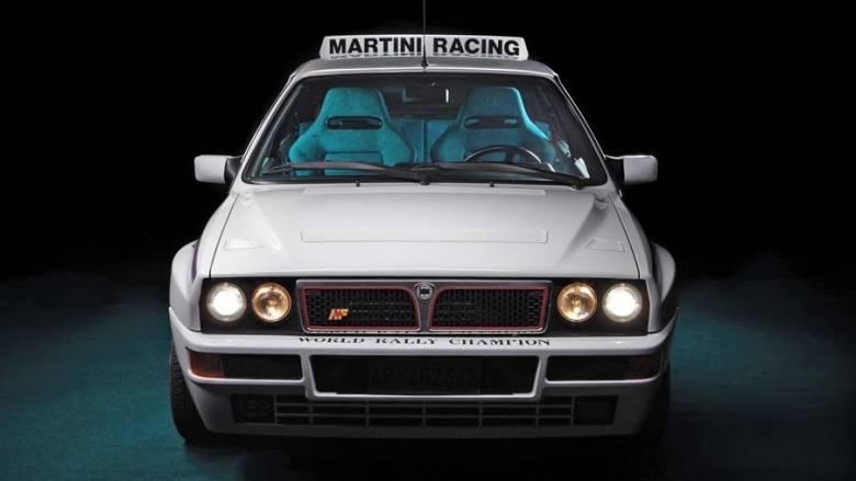 Πόσο πωλείται μια Lancia Delta HF Integrale;
