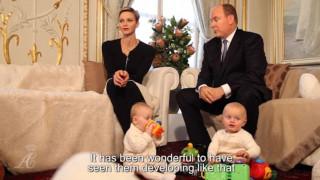 Ο Αλβέρτος του Μονακό και η οικογένεια του προσπαθούν να μοιάζουν κανονικοί