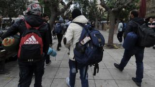 Ανοίγει θερμαινόμενη αίθουσα στο Κολωνό για τους μετανάστες της Βικτώριας