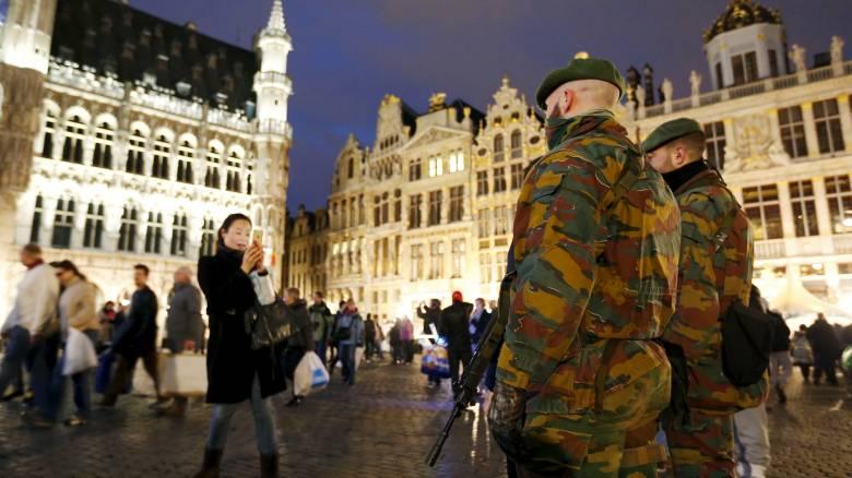 Αστυνομικά όργια στις Βρυξέλλες την ώρα του κόκκινου συναγερμού