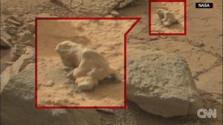 Εντοπίστηκε εξωγήινη ζωή στον Άρη (;)
