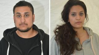 Σε ισόβια καταδικάστηκε το ζευγάρι που θα αιμοτοκυλούσε το Λονδίνο