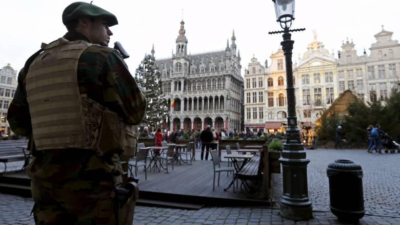 Η τρομοκρατία ακυρώνει τους πρωτοχρονιάτικους εορτασμούς στις Βρυξέλλες