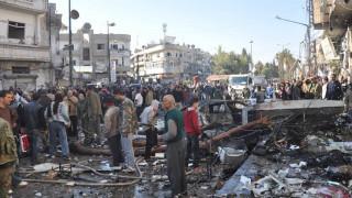 Συρία: Δεκάδες νεκροί και τραυματίες από επιθέσεις σε δύο εστιατόρια