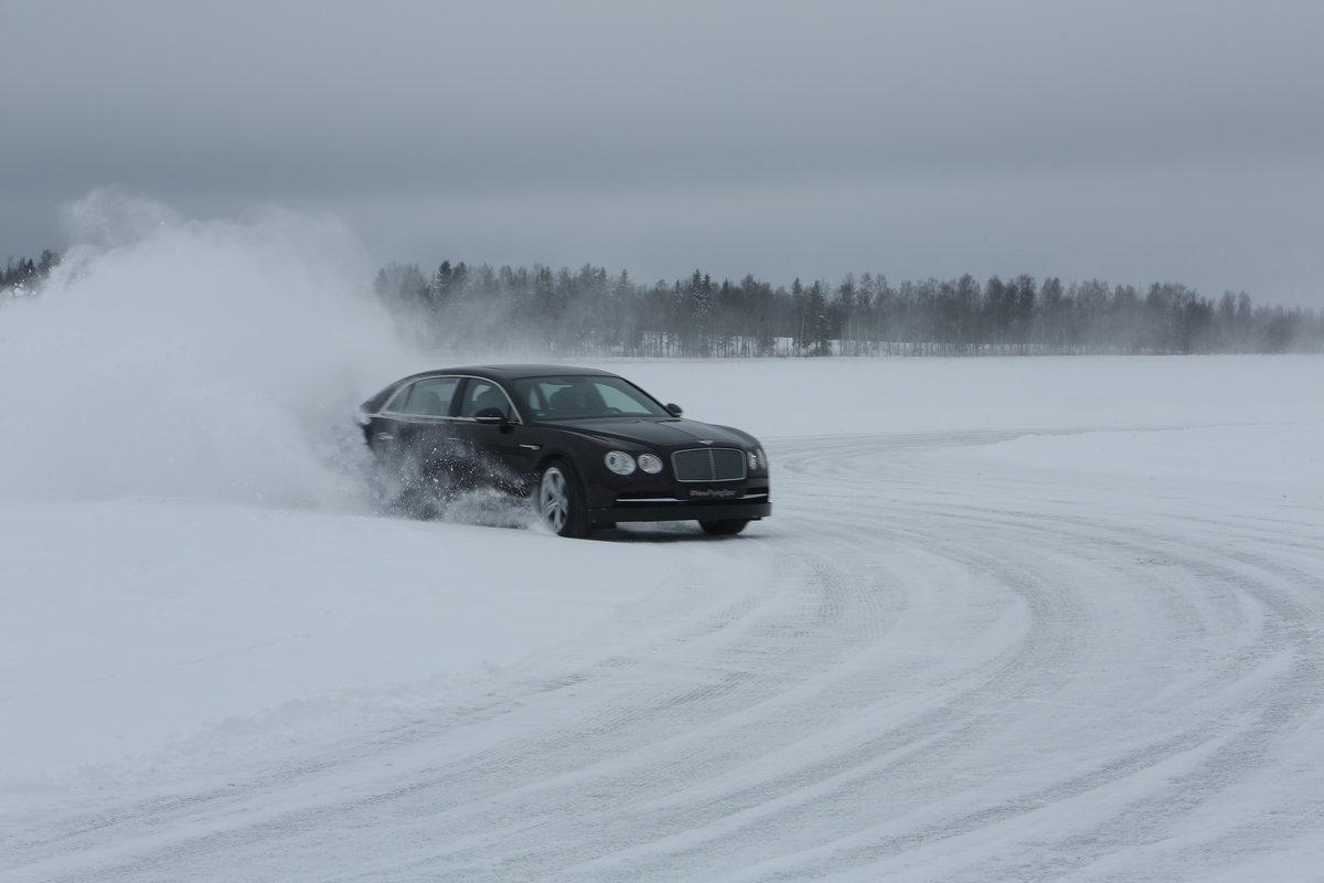 SNOW DRIVING 5