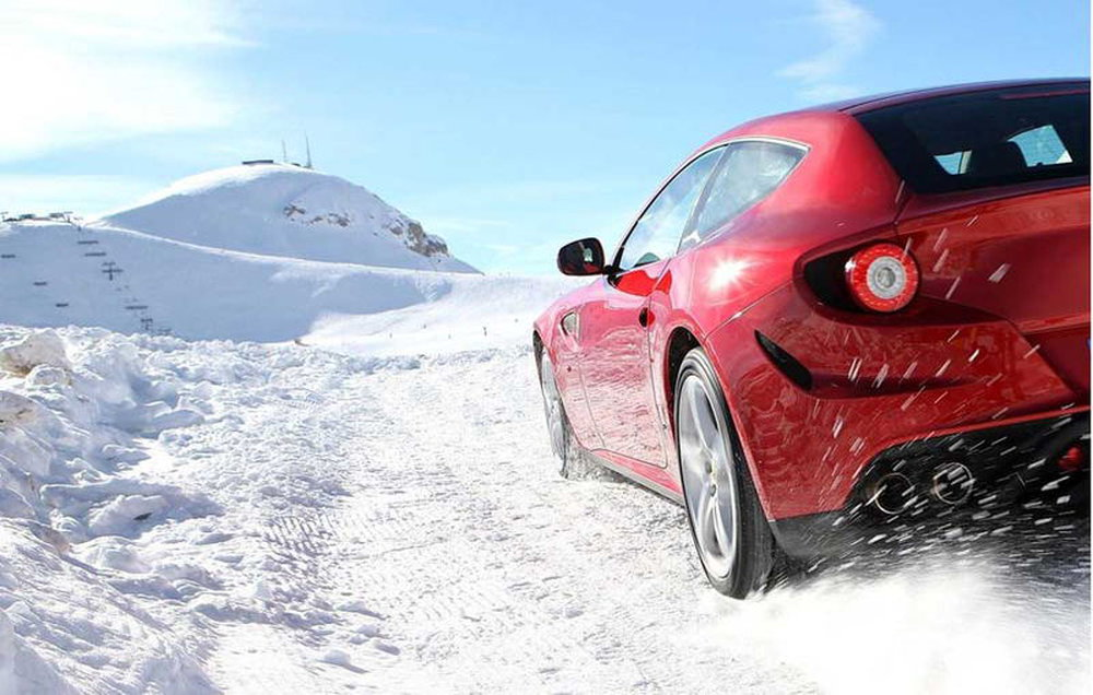SNOW DRIVING 8
