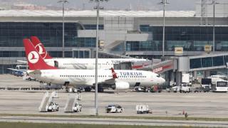 Η κακοκαιρία καθηλώνει τα τουρκικά αεροσκάφη