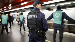 Σε αστυνομικό κλοίο το Παρίσι για την Πρωτοχρονιά