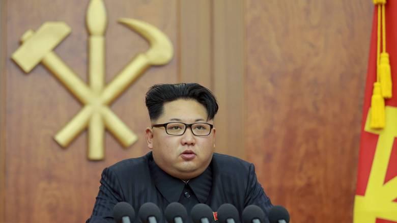 Αποθεώθηκε από το... αόρατο κοινό του ο Κιμ Γιονγκ Ουν