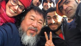 Ο Ai Weiwei θα κάνει την προσφυγική κρίση υπόθεση όλων μας