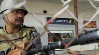 Ινδία: Επίθεση ενόπλων σε αεροπορική βάση - 6 νεκροί