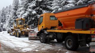 Νέο κύμα κακοκαιρίας: Πού θα πέσουν χιόνια, η πρόβλεψη του καιρού