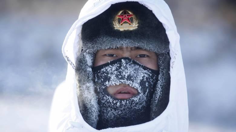 Αναδιοργανώνεται ο κινεζικός στρατός