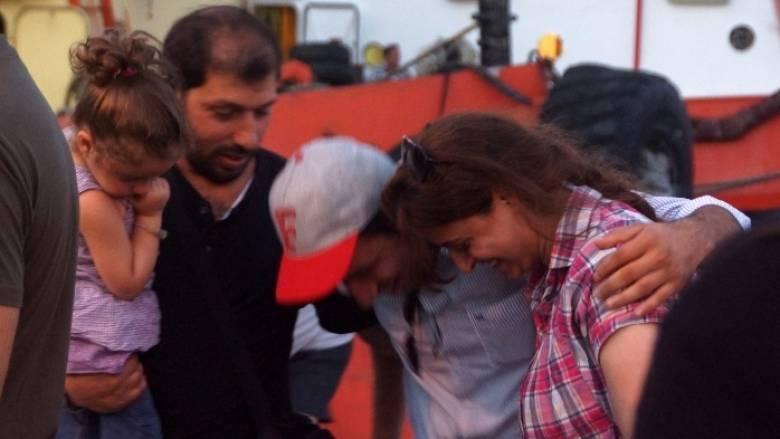 Βόρεια του Αγαθονησίου η πρώτη ναυτική τραγωδία του 2016