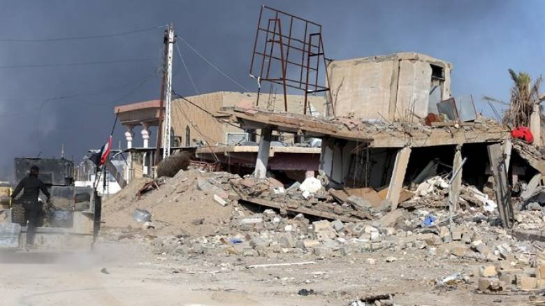 Έντεκα Ιρακινοί νεκροί από επιθέσεις του ISIS στο Ραμάντι