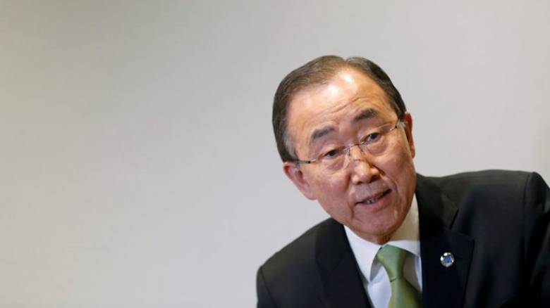 «Βαθιά απογοητευμένος» ο Μπαν Κι Μουν από την εκτέλεση του αλ Νιμρ