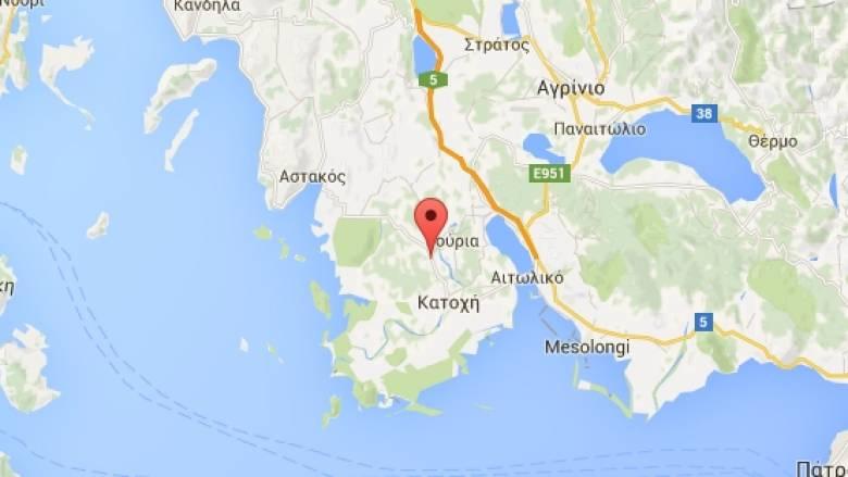 Συνεχίζονται οι έρευνες για τον εντοπισμό των δύο ανδρών στο Μεσολόγγι