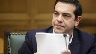 Νέες δηλώσεις Τσίπρα και Λεβέντη για το σενάριο οικουμενικής κυβέρνησης