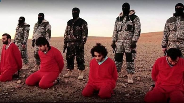 Βίντεο φρίκης με εκτέλεση Βρετανών από ISIS με απειλές προς Κάμερον