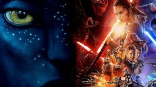 Star Wars εναντίον Avatar σημειώσατε ένα