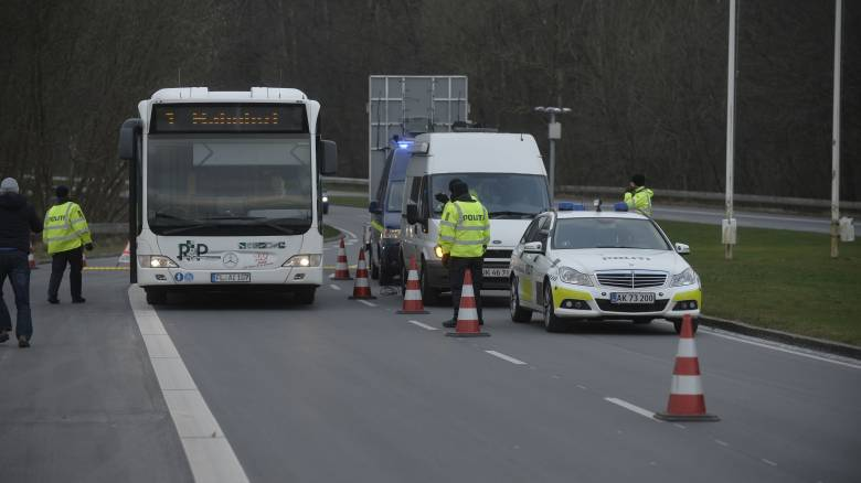 Γερμανός ΥΠΕΞ: Σε κίνδυνο η συνθήκη Σένγκεν από τους ελέγχους στα σύνορα της Δανίας