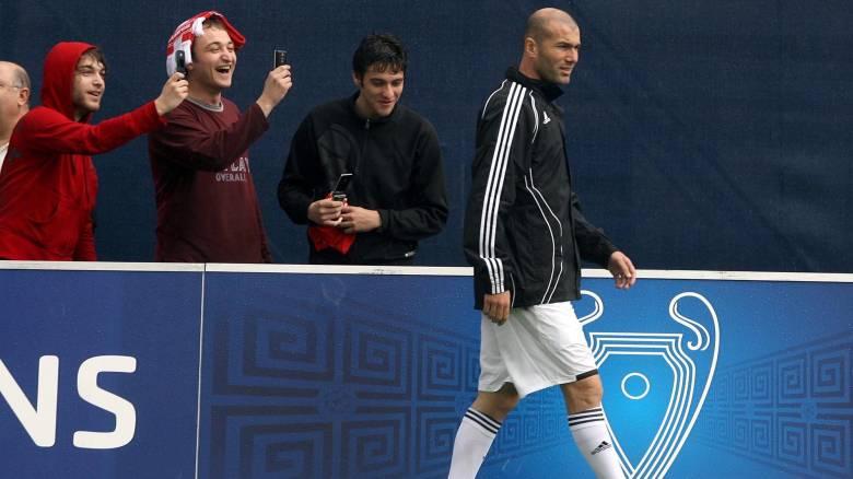 Ο Ζιντάν αναλαμβάνει την Ρεάλ Μαδρίτης που απέλυσε τον Μπενίτεθ