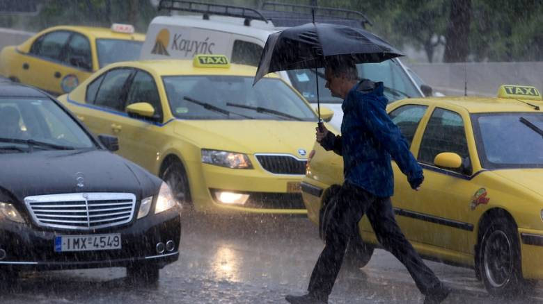 Καιρός: Πτώση θερμοκρασίας τα Θεοφάνεια με καταιγίδες