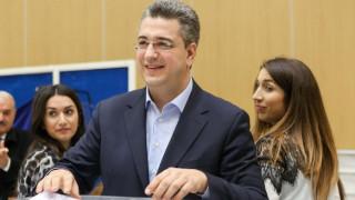 Ανοίγει τα χαρτιά του για τις εκλογές της ΝΔ ο Τζιτζικώστας