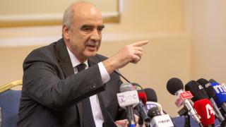 Εκλογές ΝΔ: Κατά της οικουμενικής τάχθηκε ο Μεϊμαράκης
