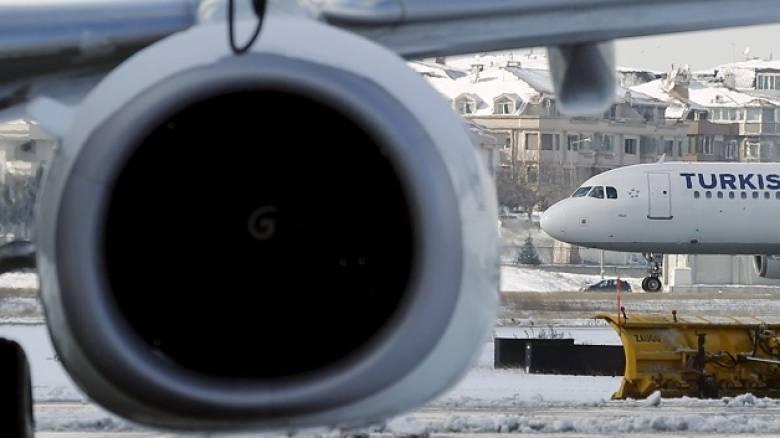 Τουρκικές αεροπορικές εταιρίες αναστέλλουν τις πτήσεις προς Ρωσία