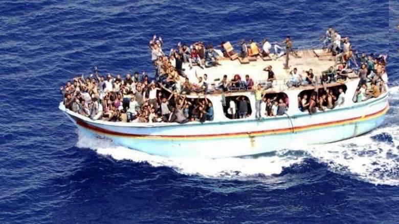 Πάνω από 3700 μετανάστες πνίγηκαν στη Μεσόγειο το 2015