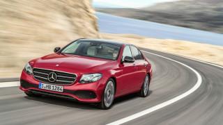 Αποκάλυψη για την καινούργια Mercedes E-Class