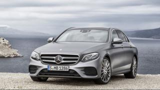 Η νέα Mercedes E-Class