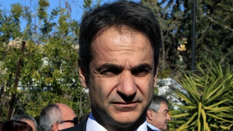 Κ. Μητσοτάκης: Μετρημένη η δήλωση Τζιτζικώστα